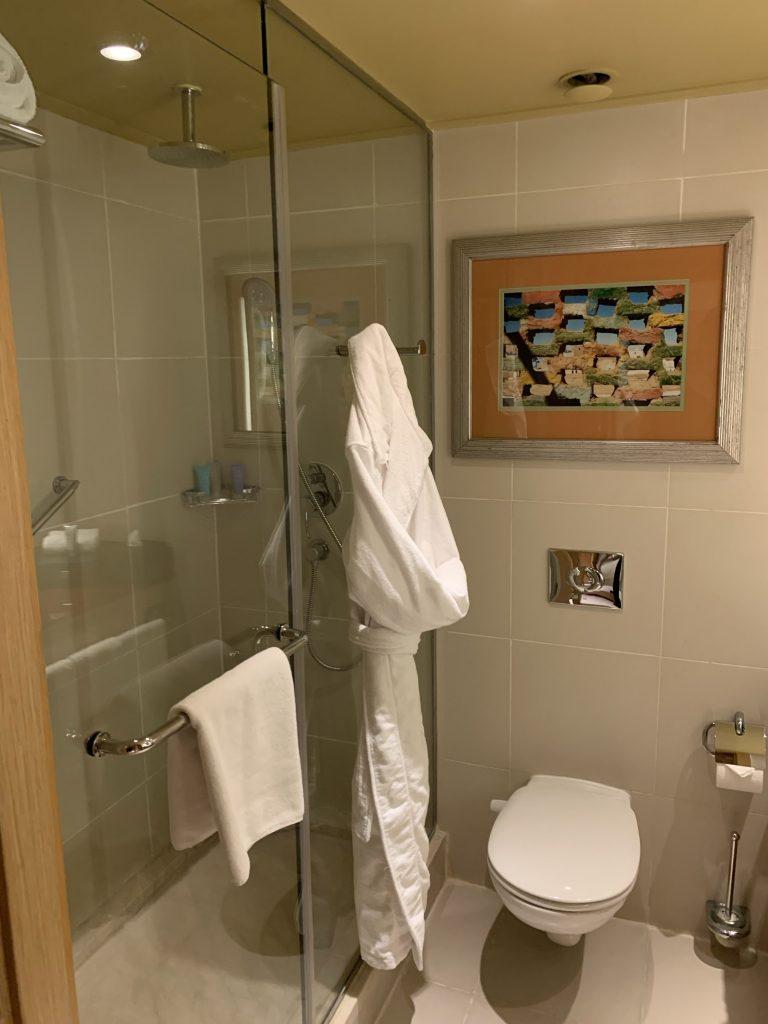 Sofitel Cairo Bathroom