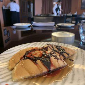 Sofitel Cairo Pancakes