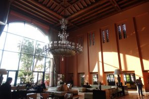 Sofitel Cairo Lobby