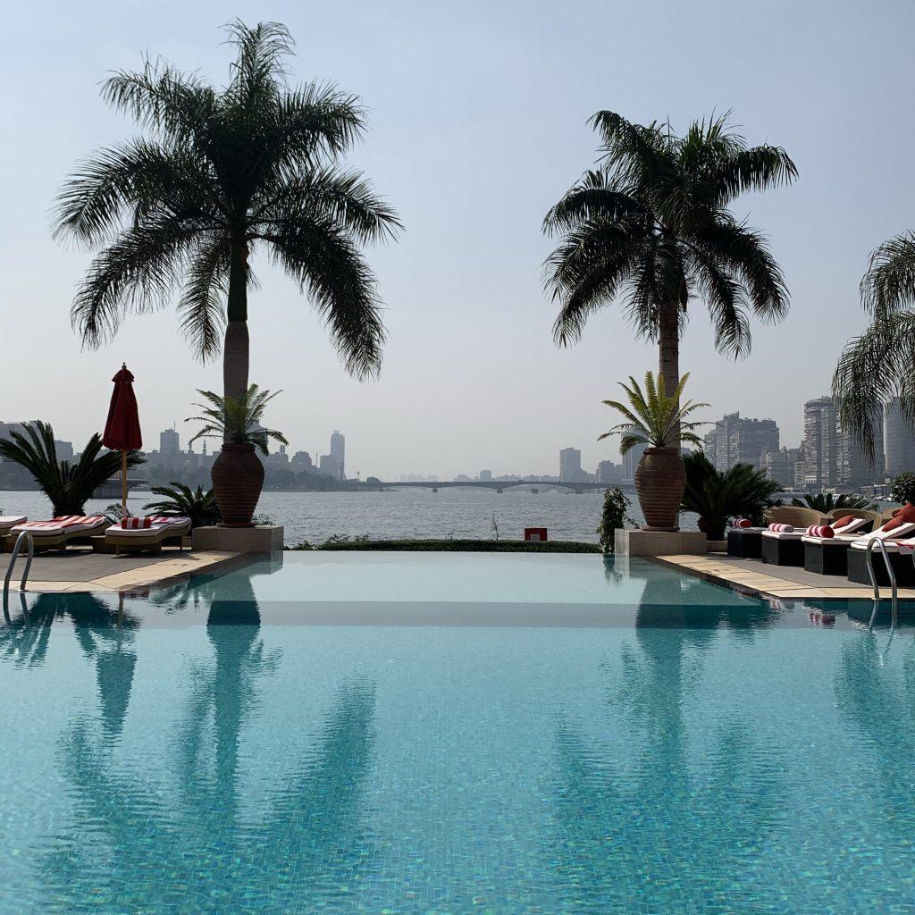 Sofitel Cairo Pool