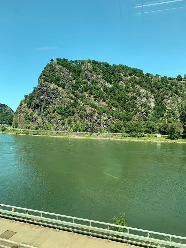 Loreley Sankt Goarshausen Rhein