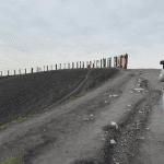 Totems auf der Halde Haniel