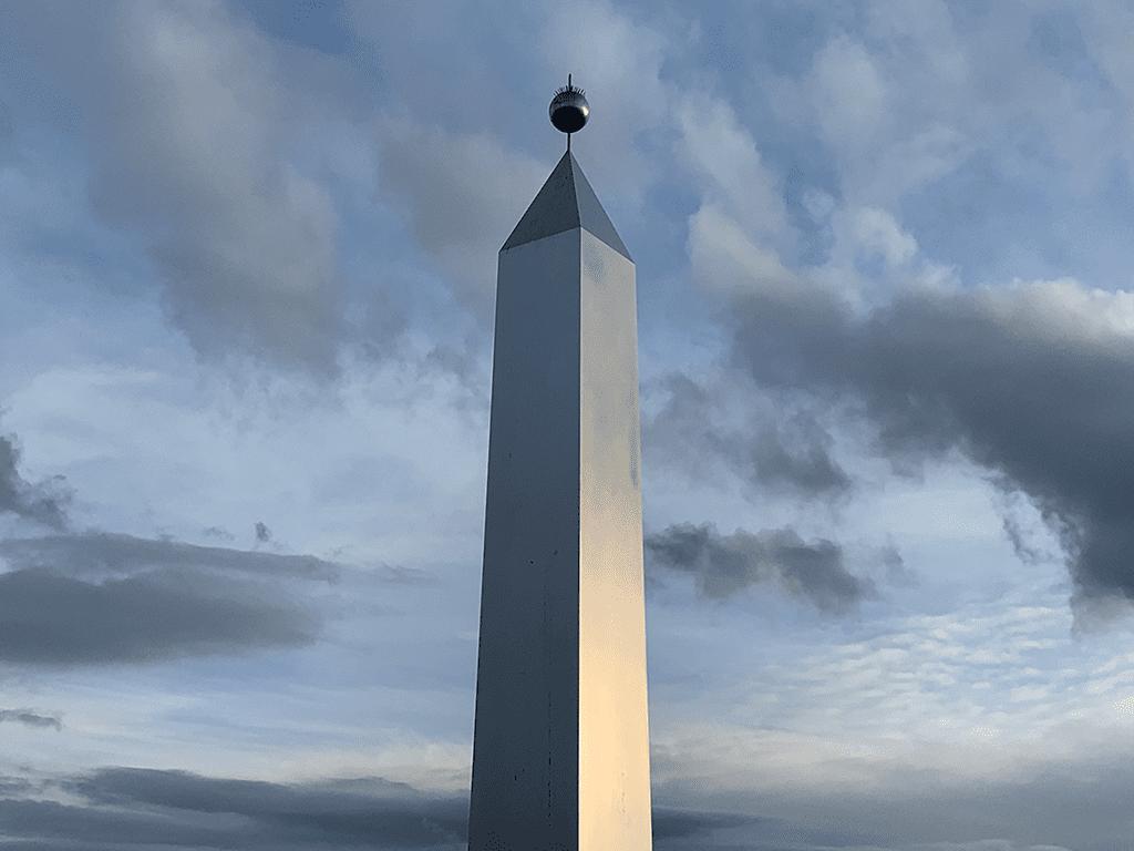 Obelisk Halde Hoheward