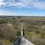 Himmelstreppe der Halde Norddeutschland